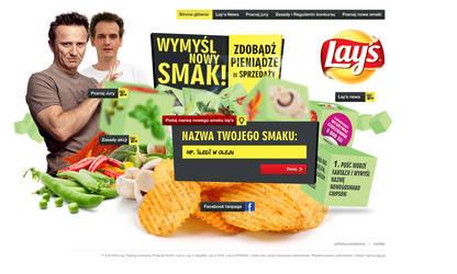 lay's - wymysl nowy smak by misz000