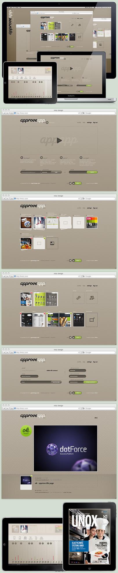 approveapp.com by misz000