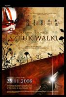 Poster Graphic Battle 4 v1 by misz000