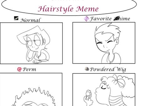 Meme_Hair Styles by Mimeoh