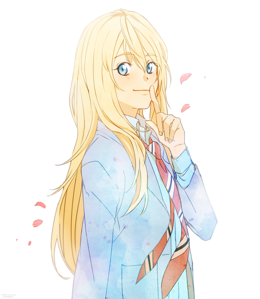 Your Lie In April By Chocoillus