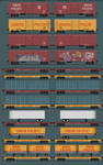 Union Pacific 50s Freight