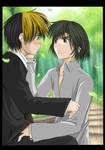 Life rival..Hikaru no go
