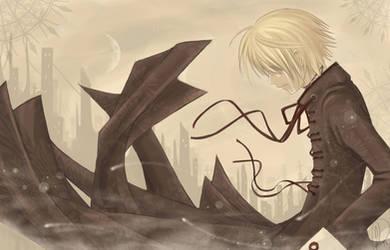 +:Endless Sorrow:+ by Lasaro