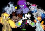 Pony Adoptables - CLOSED