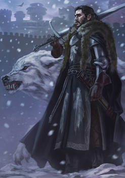 Warden of The North