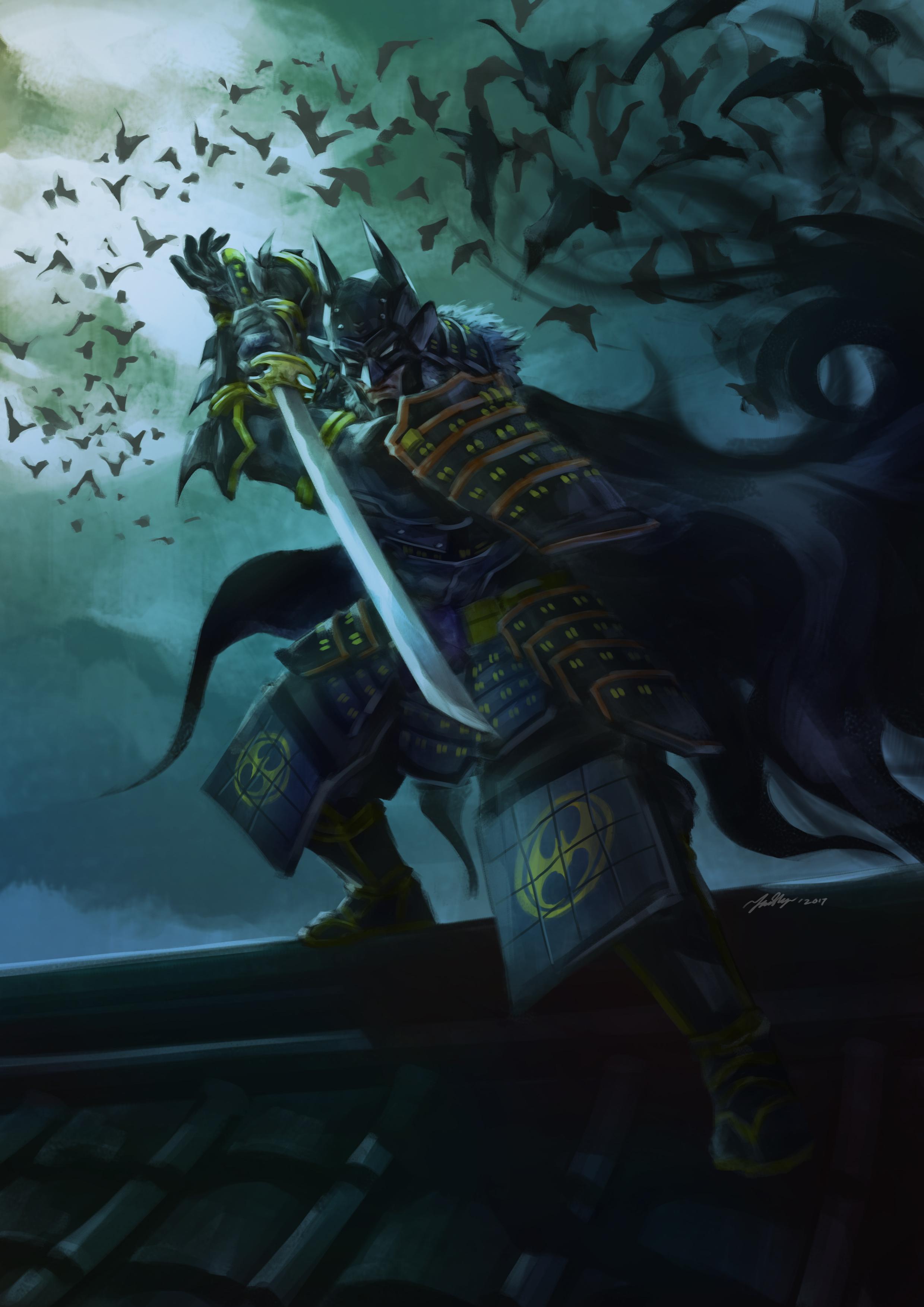 186 Best Batman Ninja Images On Pholder Batman D Ccomics And Injustice Mobile