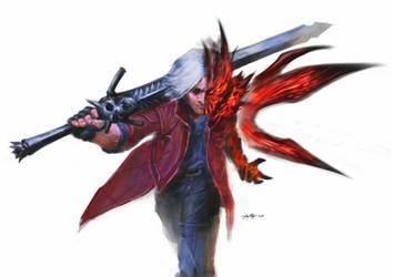 Dante DMC 5 by Drawslave
