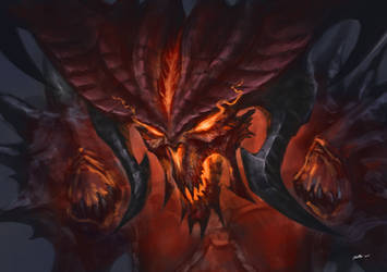Diablo by Drawslave