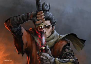 Fushikiri (Mortal Blade) by Drawslave