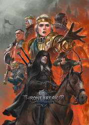 thronebreaker-the-witcher-tales by Drawslave