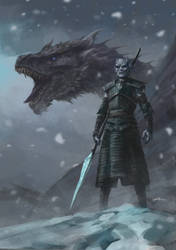 Night King by Drawslave