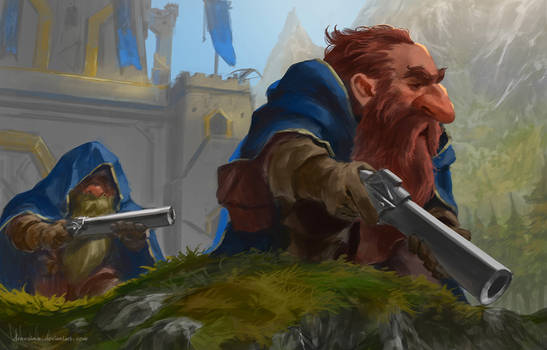 Dwarvember 3