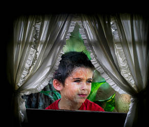 Nathan - raining inside