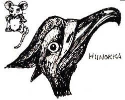 Hiinokka and wormtail