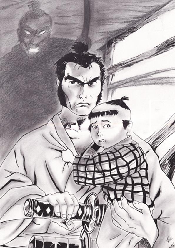 Samurai by Ital8