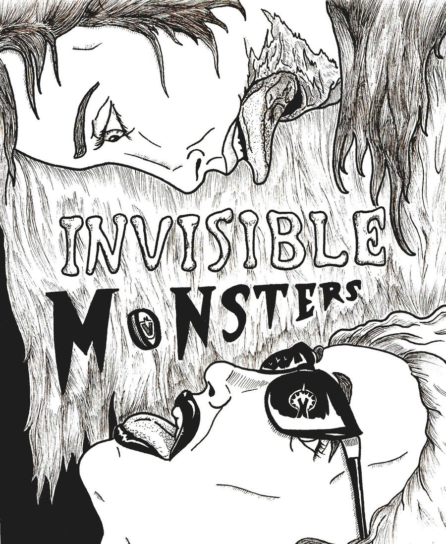 Invisible Monsters by Ital8 on DeviantArt