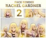 [PACK] Rachel Gardner II