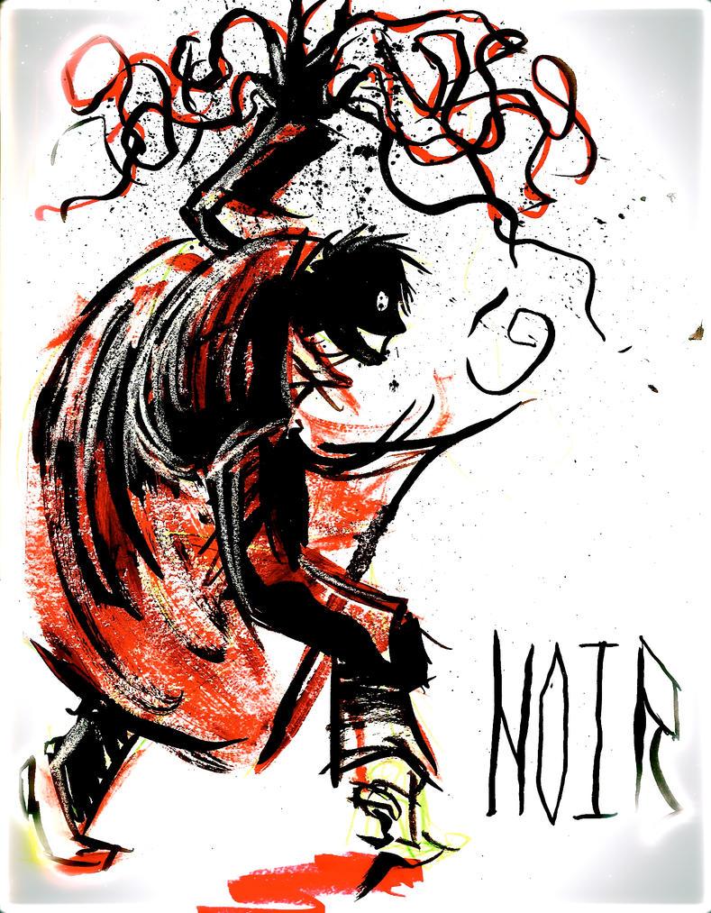 Noir by JonzyE