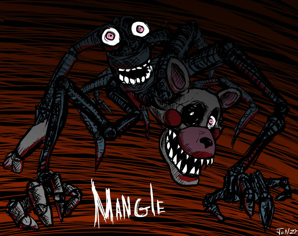 Mangle by JonzyE