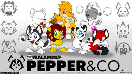 Pepper and Co. - 2018