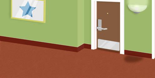 Illustration rough - Hotel by sledgehammer-venable