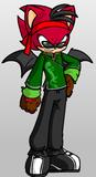 Kigio The Hedgebat by Shadowlightlink
