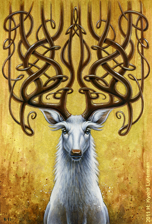 Dream Deer by kyoht