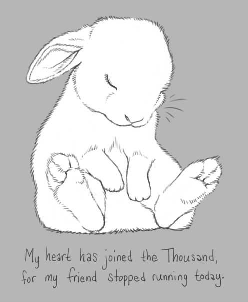 One Last Bunny for Rick by kyoht