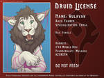 Kulavak Druid License