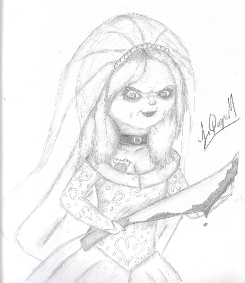 Chucky's Bride by Laquyn