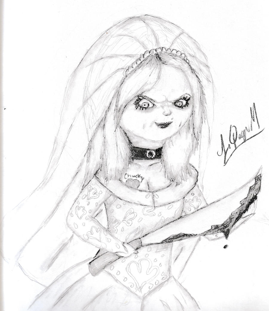 Chucky's bride. 2 by Laquyn