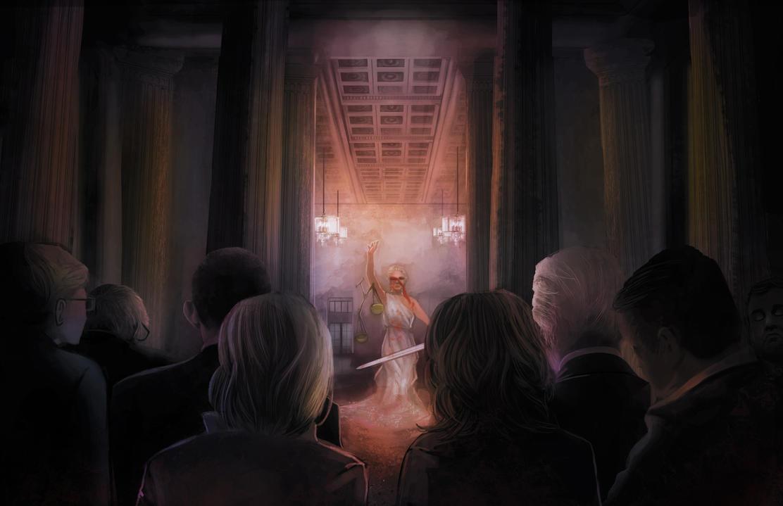 Lady Justice by Vanni2u