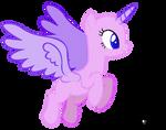 MLP Base #32: Flying pone