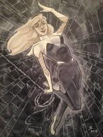 Spider-Gwen by jbugx