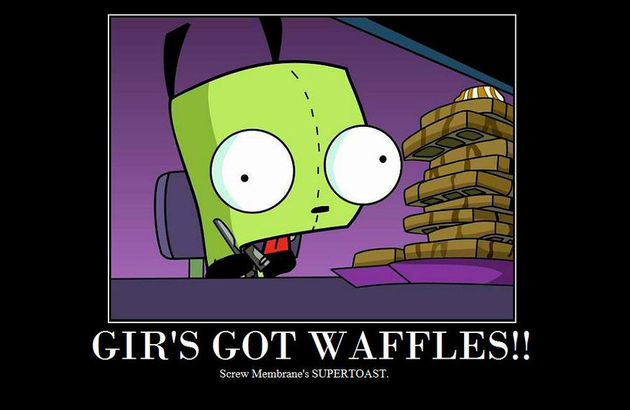 Girs Got Waffles By Cyatts