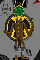 Codename: KARMA ~ The Doomsday Clock by BrokenAuthor