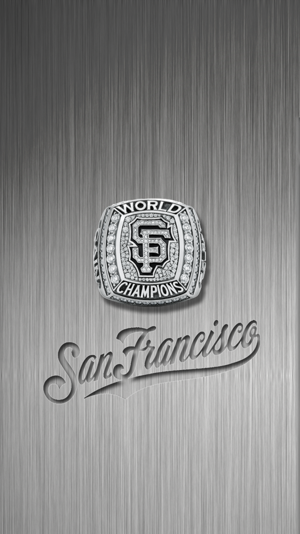 San Francisco Giants IPhone 5 Wallpaper By LicoriceJack