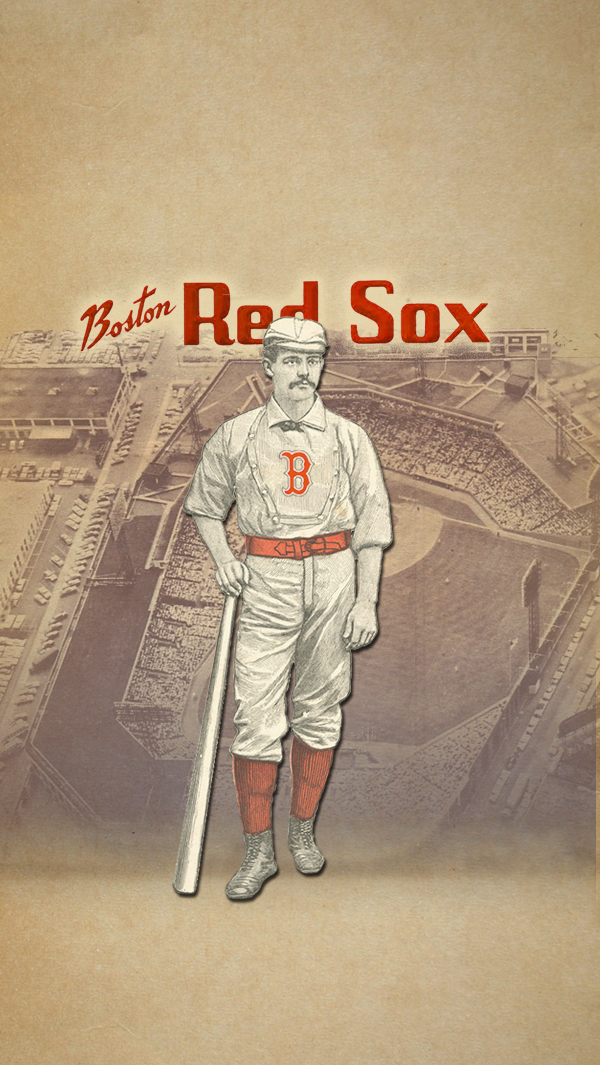 Boston Red Sox IPhone 5 Wallpaper By LicoriceJack