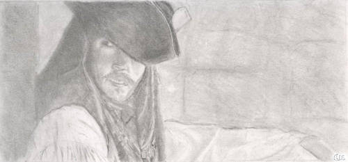Jack Sparrow by Shadycloud