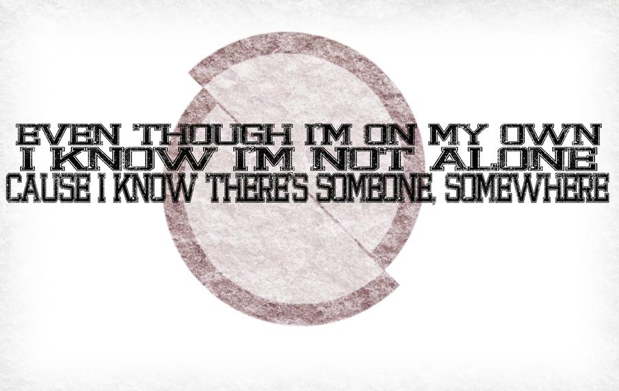 Asking Alexandria Lyrics Wall by JoshgunAsking Alexandria Lyrics Wallpaper