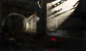 Silent darkness