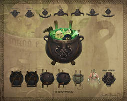 Gristly Gumbo Pot by Hieronymus7Z