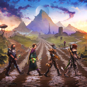 Adventures Road