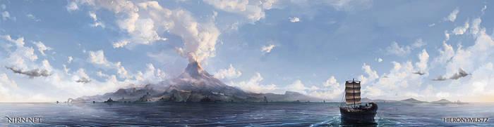 Morrowind by Hieronymus7Z