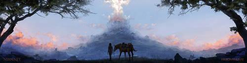 Oblivion by Hieronymus7Z