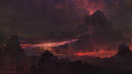 Dagoth Ur Dominion by Hieronymus7Z