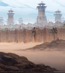 FFG: Game of Thrones - Qarth by Hieronymus7Z