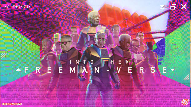 the Freeman Multiverse