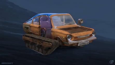 Project Borealis: Snowmobile